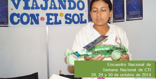 Semana Nacional de Ciencia, Tecnología e Innovación ...